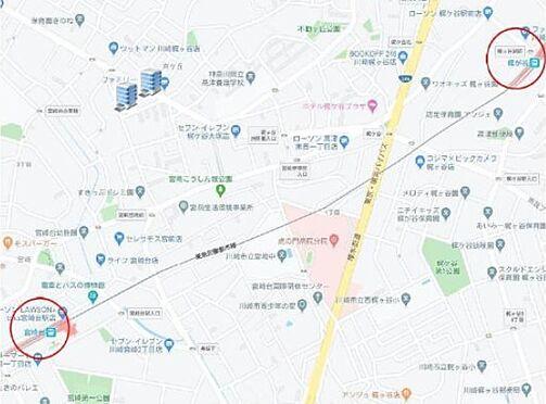 マンション(建物全部)-川崎市高津区向ケ丘 その他