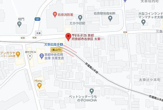 マンション(建物全部)-京都市右京区太秦組石町 その他