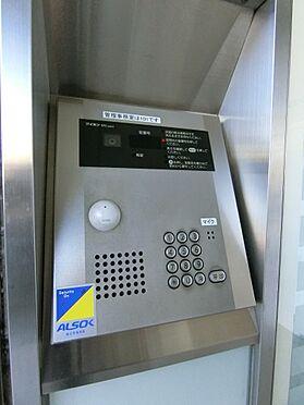 中古マンション-世田谷区代田4丁目 TVモニター付きインターホンで訪問者を確認できます。