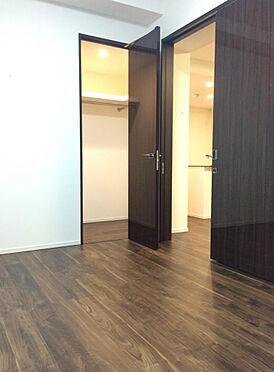 マンション(建物一部)-新宿区富久町 寝室