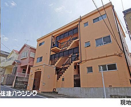 マンション(建物全部)-大田区久が原6丁目 外観