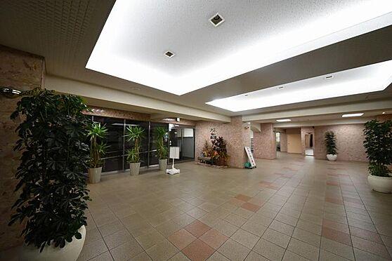 区分マンション-大阪市旭区高殿2丁目 エントランスホール
