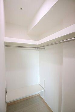 区分マンション-台東区日本堤2丁目 洋室約7.0帖に設置されたウォークインクロゼットです