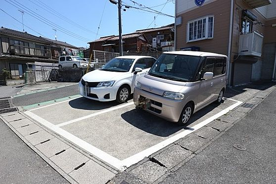 アパート-千葉市中央区生実町 駐車場
