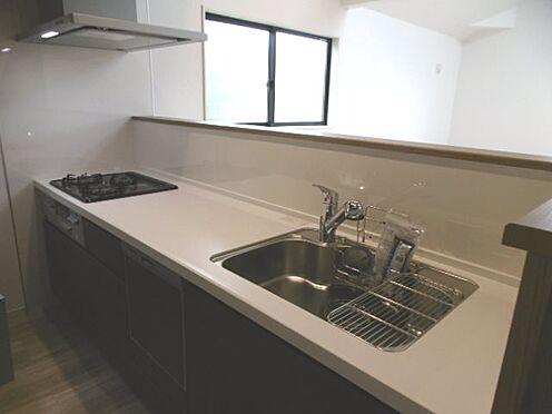 新築一戸建て-相模原市緑区橋本4丁目 1号棟のキッチン