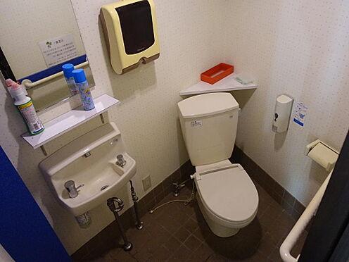 店舗付住宅(建物全部)-豊島区巣鴨4丁目 トイレ