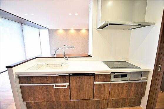 中古一戸建て-仙台市若林区なないろの里2丁目 キッチン