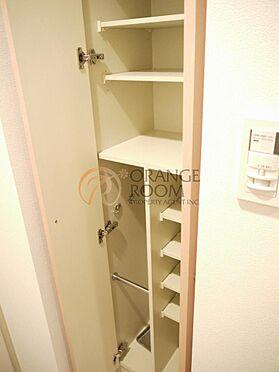 マンション(建物一部)-豊島区南大塚3丁目 たくさん収納できるシューズボックスです。