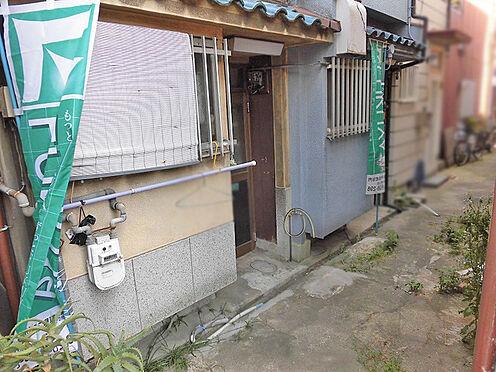中古テラスハウス-大阪市住之江区東加賀屋3丁目 外観