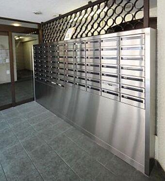 マンション(建物一部)-神戸市長田区長田天神町1丁目 綺麗なメールボックス