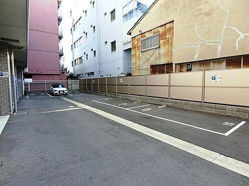 マンション(建物一部)-大阪市淀川区新北野3丁目 広々とした駐車場。