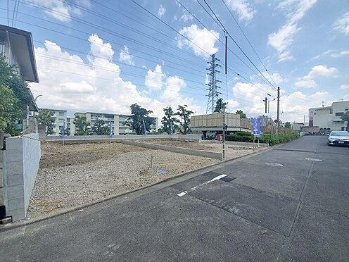 戸建賃貸-八王子市鹿島 全2区画の新築戸建て【1号棟:写真左側】のご紹介です。