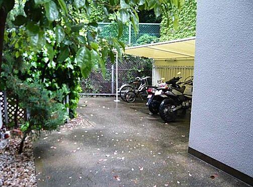 マンション(建物一部)-大阪市天王寺区餌差町 屋根付きの駐輪スペース完備