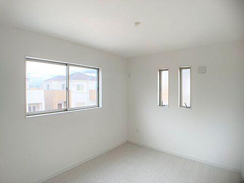 新築一戸建て-東海市名和町新屋敷 明るい室内です(写真は3号棟仕様です)