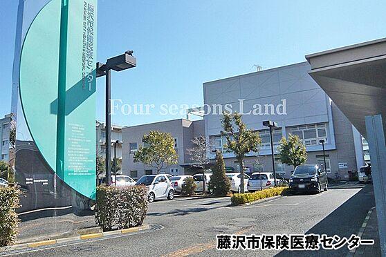 店舗(建物一部)-藤沢市大庭 【総合病院】藤沢市保険医療センターまで598m
