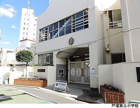 アパート-新宿区高田馬場3丁目 戸塚第三小学校
