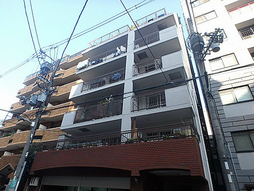 マンション(建物一部)-大阪市中央区北新町 落ち着きのある外観です。