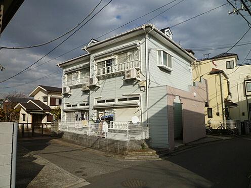 アパート-横浜市金沢区六浦5丁目 外観