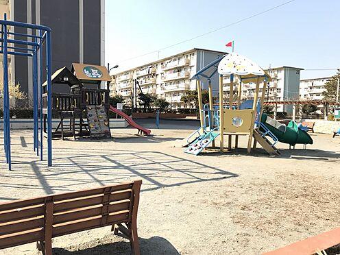 中古公団-さいたま市西区大字植田谷本 敷地内公園