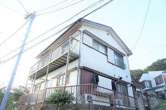 アパート-横浜市磯子区森2丁目 建物外観