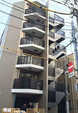 マンション(建物一部)-新宿区西新宿2丁目 外観