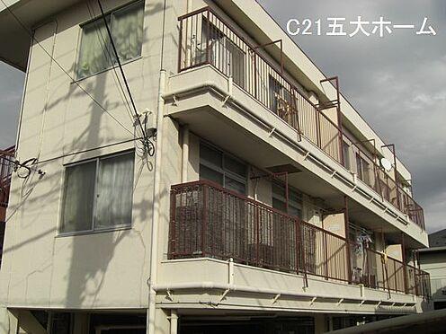 マンション(建物全部)-松戸市東平賀 外観