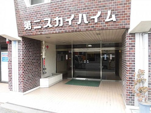 中古マンション-横浜市港南区最戸1丁目 エントランス
