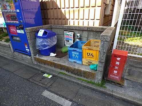 一棟マンション-江戸川区西一之江2丁目 ゴミ置場