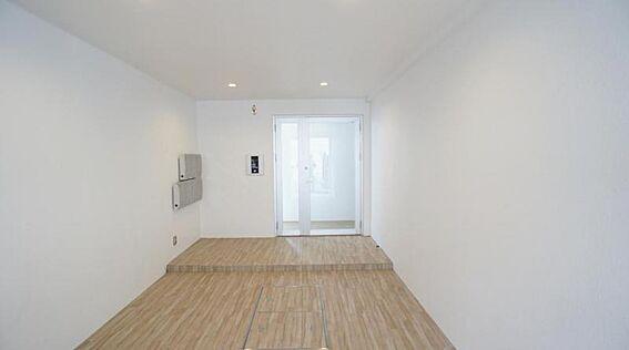 マンション(建物全部)-仙台市若林区新寺2丁目 エントランス