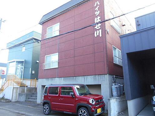 アパート-札幌市手稲区富丘一条7丁目 外観