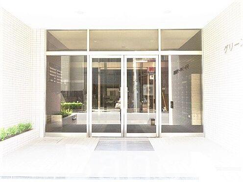 中古マンション-墨田区向島3丁目 お掃除の行き届いた綺麗なエントランス
