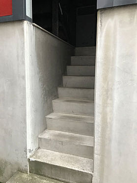 アパート-札幌市東区北三十一条東9丁目 階段