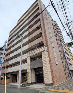 マンション(建物一部)-神戸市兵庫区三川口町3丁目 タイル張りのオシャレな佇まい