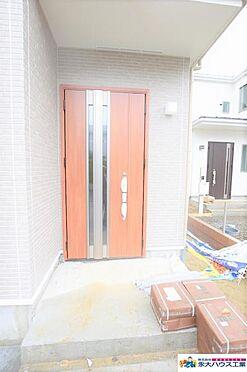 戸建賃貸-仙台市太白区金剛沢3丁目 玄関