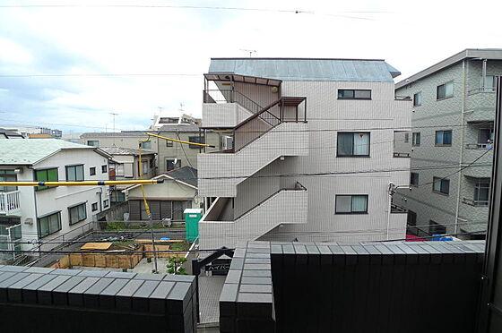 マンション(建物一部)-大田区西糀谷4丁目 バルコニーからの眺望(2016年7月撮影)