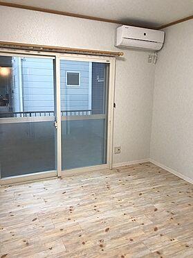 アパート-仙台市太白区長町7丁目 105号室消臭機能付壁紙