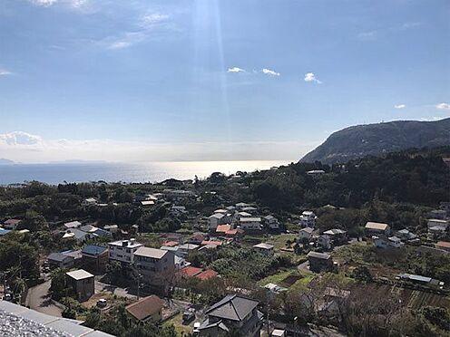 中古マンション-賀茂郡東伊豆町奈良本 【眺望】伊豆諸島を一望します。