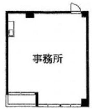 区分マンション-大阪市天王寺区城南寺町 広々とした室内が魅力