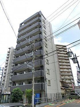 区分マンション-所沢市西所沢1丁目 『外観』 お友達が遊びに来た時も自慢できる邸宅です。