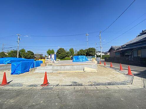 戸建賃貸-知多市新舞子東町1丁目 現地(2021年4月撮影)