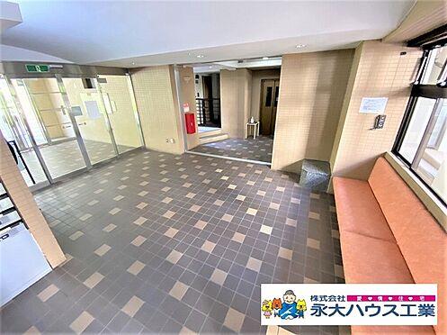 中古マンション-仙台市泉区八乙女中央5丁目 エントランス
