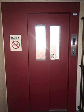 中古マンション-鶴ヶ島市大字上広谷 エレベーター