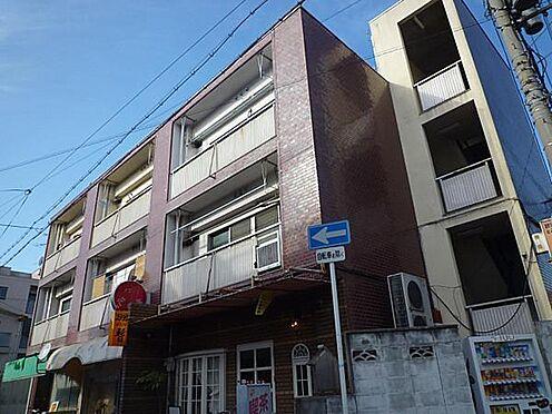 一棟マンション-大阪市住吉区山之内1丁目 外観