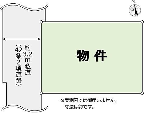 アパート-杉並区堀ノ内3丁目 区画図