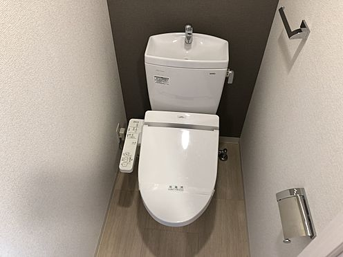マンション(建物一部)-大阪市西区南堀江4丁目 トイレ