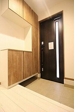 新築一戸建て-練馬区西大泉2丁目 玄関