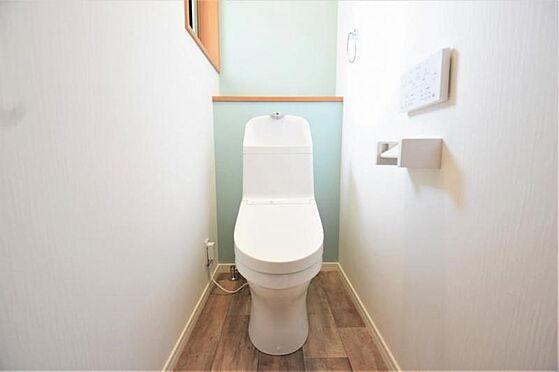 中古一戸建て-名取市愛の杜2丁目 トイレ