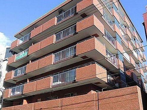 マンション(建物一部)-大阪市浪速区日本橋東3丁目 レンガ調のオシャレな外観