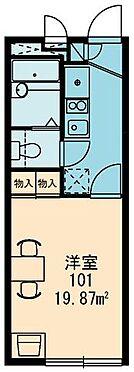 マンション(建物全部)-戸田市美女木1丁目 間取り