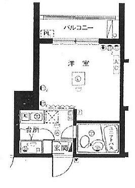 マンション(建物一部)-金沢市尾張町1丁目 間取り